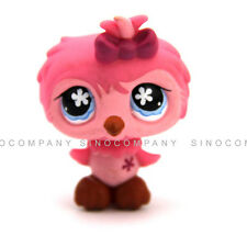 Hot Sale Baby Kids Toy Littlest Pet Shop pink bird Pre-School Doll Figure M516
