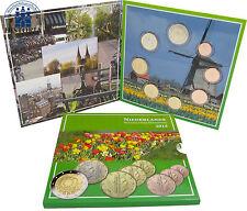 Niederlande 3,88 Euro 2015 Stgl. KMS 1 Cent bis 2 Euro Europaflagge Sondersatz