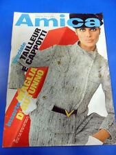 AMICA SETTIMANALE CORRIERE DELLA SERA ATTUALITA DONNA 12 SETTEMBRE 1967. MINA