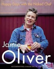 Happy Days With The Naked Chef Jamie Oliver. Free Post