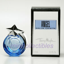 Thierry Mugler ANGEL THE COMETS Eau de Toilette 3 ml Miniature Mini Perfume NIB