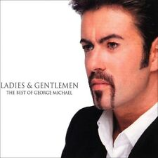GEORGE MICHAEL / LADIES & GENTLEMEN - THE BEST OF * NEW 2CD'S * NEU *