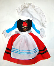Barbie Fashion Norwegian Costumes/Outfits For Barbie Dolls hf11