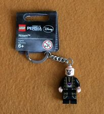 Lego Prince of Persia The Sands of Time Nizam Keychain