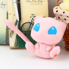 Nintendo Rare Mew Plush Soft Doll Toy Gift Stuffed Animal Game Collect