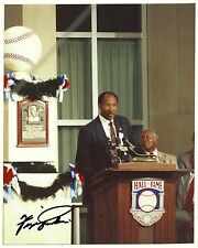 Fergie Jenkins Autographed Signed Hall of Fame 8x10 Photo CHICAGO CUBS AUTO