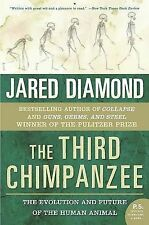 The Third Chimpanzee, the Evolution and Future of the Human Animal, By Diamond,