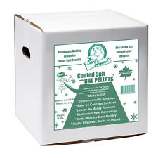 Bare Ground - 40 lb Box of Coated Granular Ice Melt Plus CaCl2 Pellets