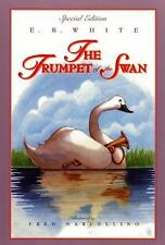 Trumpet of the Swan by E. B. White c2001, VGC Paperback Special Edition