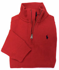 Polo RALPH LAUREN Boys Size 5 Sweater Kids Toddler Pullover Rib Cotton NWT NEW