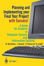 Planning and Implementing your Final Year Project - with Success!: A G-ExLibrary