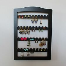 EARRING RACK, jewelery rack, earring holder, jewelry storage, display WALL mount