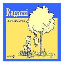Ragazzi di Charles M.Schultz ed.Comma 22 NUOVO sconto 50% Linus Charlie Brown