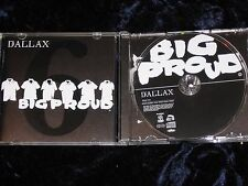 Dallax JAPAN ‎CD (NO OBI) Big Proud 2009 SouthBell ‎– XQCN-1012   EX/EX