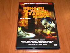 THE LEGEND OF THE 7 GOLDEN VAMPIRES / KUNG FU CONTRA LOS 7 VAMPIROS DE ORO - NEW