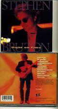 STEPHEN BRUTON - Right on Time - 1995 DOS Records - Bonnie Raitt Kristofferson