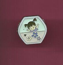 BOO Monsters Inc Laugh Floor Splendid Disney Pin Pixar