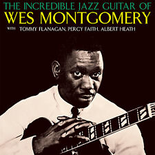 Wes Montgomery – The Incredible Jazz Guitar Of Wes Montgomery CD