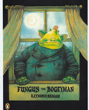 Raymond Briggs UNSIGNED photo - 1176 - Fungus the Bogeyman