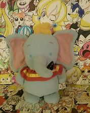 HTF RARE Disney Dumbo The Flying Elephant Pook a Looz  Plush 11""
