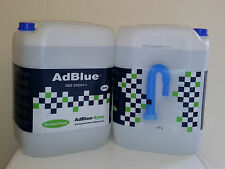 "Volvo Truck & Car Range 20Ltr Adblue + ""Free Pouring Spout"""