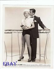 Karen Steele busty leggy, Ray Danton VINTAGE Photo Rise And Fall Of Legs Diamond