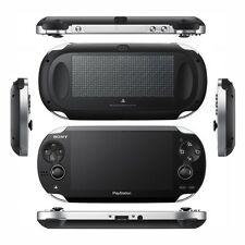 Sony Playstation Vita Handheld Remote Play Gaming console with WiFi - Black