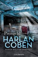 R*19.12.2016 Preisgeld - Myron Bolitar ermittelt von Harlan Coben (2016, Taschen