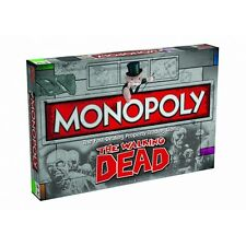 The Walking Dead Comic Survival Edition Monopoly Brand New