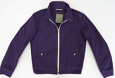 $1940 NWT TOM FORD Purple Jacket Coat Size 48 EU 38 US Small S