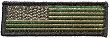 ACU American Flag - Embroidered Tactical Hat Morale Patch With Hook Backing