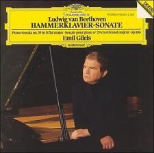 Beethoven: Hammerklavier-Sonate (CD, DG Deutsche Grammophon)