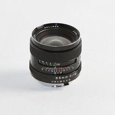 Soligor C/D C / D 35mm 35 mm F2.0 1:2 2,0 Objektiv Lens SLR MIN Minolta