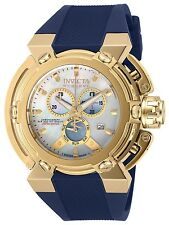 Invicta Mens Reserve X-Wing Limited Edition Swiss Made Chronograph Blue Watch