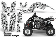 Yamaha Raptor 660 AMR Racing Graphics Sticker Raptor660 Kit Quad ATV Decals UC W