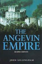 The Angevin Empire by John Gillingham (2000, Paperback, Revised)