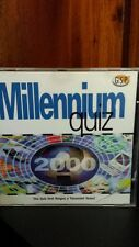 Millenium Quiz PC CD ROM - FREE POST