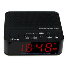 New Speaker Alarm Clock FM Radio with mp3 Player 1500mA TF card ONE / ALL / FOLD