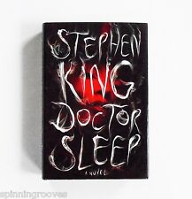 Stephen King: DOCTOR SLEEP - A Novel (Hardcover, First Edition)  NEW Horror!