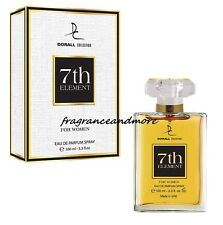 DORALL COLLECTION 7TH ELEMENT FOR WOMEN 3.3 OZ / 100  ML EAU DE PARFUM SPRAY