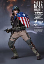 Hot Toys hottoys Captain America (Rescue Uniform Version) 1/6 Scale MMS180
