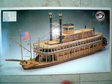 Constructo 80815 River Queen 1:80 Scale Wood Ship Model Kit   em cr