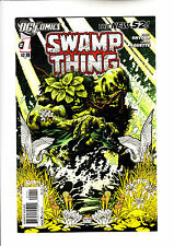 Swamp Thing 1 new 52