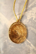 OLIVER CROMWELL THE OFFICERS GOLD DUNBAR MEDAL OF 1650 BRITISH CIVIL WAR