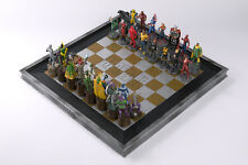 MARVEL CHESS COLLECTION TABLERO DE AJEDREZ 3D 52X52 CMS -VIENE SIN FIGURAS
