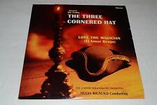 Manuel De Falla~The Three Cornered Hat~Love The Magician~Hugo Rignold~FAST SHIP