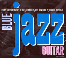 BLUE JAZZ GUITAR -VARIOUS ARTISTS  (NEW SEALED 2CD)