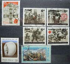Polen 1984/5 Mi 2919...2973 Lot - s. Beschreibung