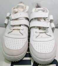 Vintage 1980's Brooks 5434 Mens Running Shoes, Size 6, White