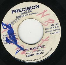 "Leroy Smart ‎– Oh Darling / Let's Dub ORIG JA 7"" 1975 VG+ ROOTS Precision"